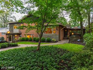 Photo of 3214 WOODHOLLOW DR, CHEVY CHASE, MD 20815 (MLS # MC10050767)