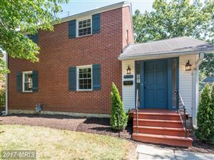 Photo of 4754 ARLINGTON BLVD, ARLINGTON, VA 22204 (MLS # AR10025776)