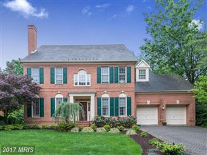 Photo of 9701 BEMAN WOODS WAY, POTOMAC, MD 20854 (MLS # MC9956776)