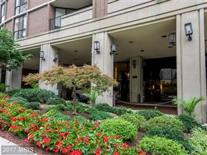 Photo of 4620 PARK AVE N #505W, CHEVY CHASE, MD 20815 (MLS # MC10051778)