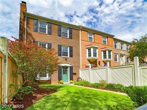 Photo of 4340 BIRCHLAKE CT, ALEXANDRIA, VA 22309 (MLS # FX10058779)