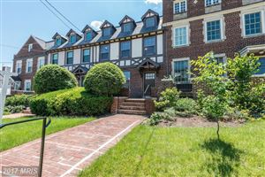 Photo of 1512 WEBSTER ST NW, WASHINGTON, DC 20011 (MLS # DC9970783)