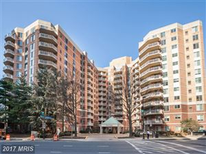 Photo of 7500 WOODMONT AVE #S713, BETHESDA, MD 20814 (MLS # MC10091783)