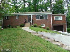 Photo of 1900 KIMBERLY RD, SILVER SPRING, MD 20903 (MLS # MC9790787)