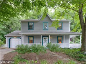 Photo of 1203 BLACKWALNUT LN, ANNAPOLIS, MD 21403 (MLS # AA9985789)