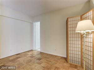 Tiny photo for 4601 PARK AVE N #1402, CHEVY CHASE, MD 20815 (MLS # MC10028790)