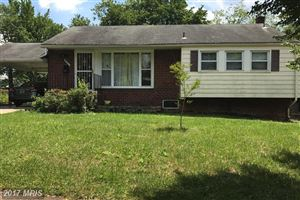 Photo of 8221 QUENTIN ST, NEW CARROLLTON, MD 20784 (MLS # PG9967790)