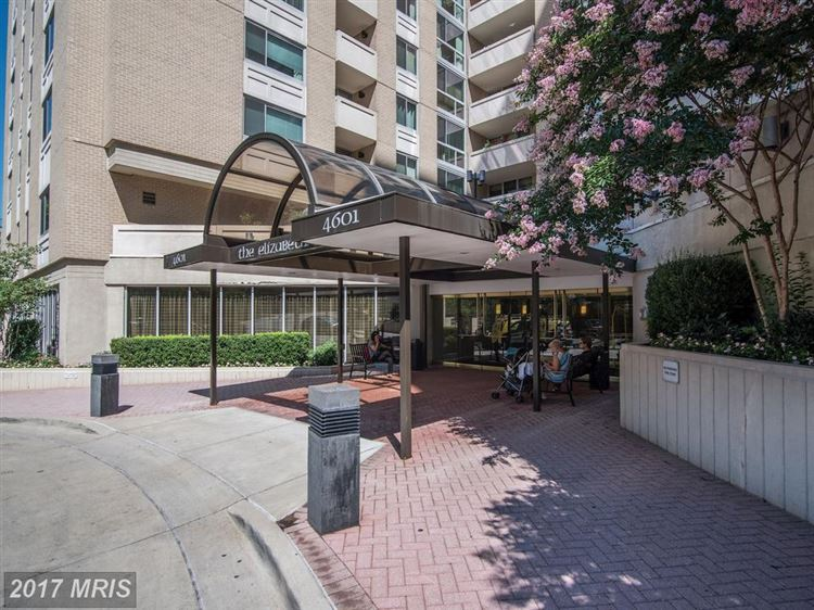 Photo for 4601 PARK AVE N #1402, CHEVY CHASE, MD 20815 (MLS # MC10028790)