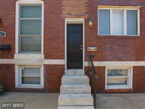 Photo of 802 GRUNDY ST, BALTIMORE, MD 21224 (MLS # BA10038795)