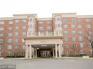 Photo of 8002 BRYNMOR #405, PIKESVILLE, MD 21208 (MLS # BC9969798)