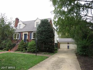 Photo of 2827 VAN BUREN ST, ARLINGTON, VA 22213 (MLS # AR10082801)