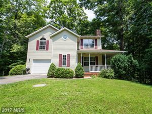 Photo of 2150 DEER RUN CT, HUNTINGTOWN, MD 20639 (MLS # CA10011810)