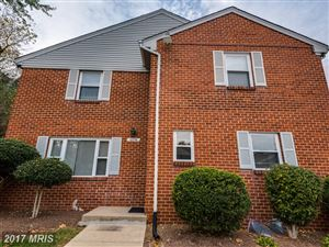 Photo of 12716 EPPING TER #10-A, SILVER SPRING, MD 20906 (MLS # MC10097815)
