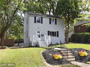 Photo of 7407 16TH AVE, TAKOMA PARK, MD 20912 (MLS # PG10067817)