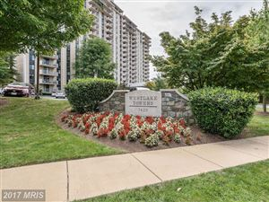 Photo of 7420 WESTLAKE TER #1508, BETHESDA, MD 20817 (MLS # MC10085820)