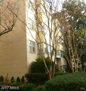 Photo of 5431 CONNECTICUT AVE NW #104, WASHINGTON, DC 20015 (MLS # DC9963822)