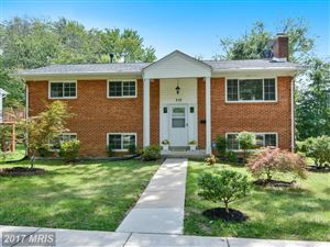 Photo of 212 ROLLINS AVE, ROCKVILLE, MD 20852 (MLS # MC10030825)