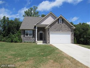 Photo of 619 YEARLING DR, PRINCE FREDERICK, MD 20678 (MLS # CA9878830)