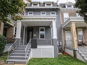 Photo of 5505 13TH ST NW, WASHINGTON, DC 20011 (MLS # DC10085830)