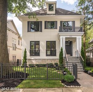 Photo of 5310 DORSETT PL NW, WASHINGTON, DC 20016 (MLS # DC10029831)