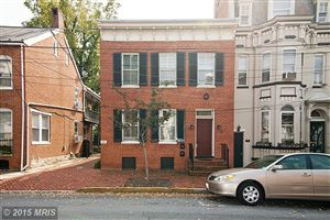 Photo of 36 3RD ST, FREDERICK, MD 21701 (MLS # FR8770832)