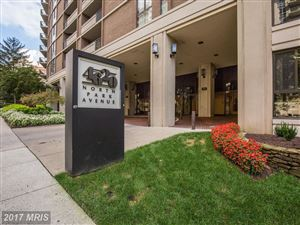 Photo of 4620 N PARK AVE #408E, CHEVY CHASE, MD 20815 (MLS # MC10100832)