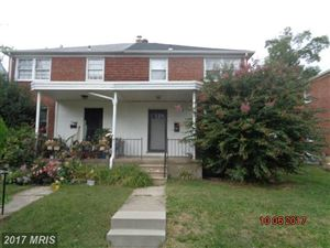 Photo of 4004 BROOKHILL RD, BALTIMORE, MD 21215 (MLS # BA10084833)