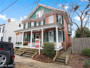 Photo of 278 5TH ST, FREDERICK, MD 21701 (MLS # FR10088834)