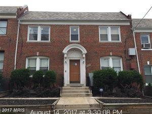 Photo of 1333 ADAMS ST NE #2, WASHINGTON, DC 20018 (MLS # DC10042838)