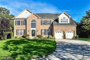 Photo of 8212 RED GATE CT, BOWIE, MD 20715 (MLS # PG10035838)