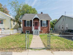Photo of 3313 40TH AVE, BRENTWOOD, MD 20722 (MLS # PG10066838)
