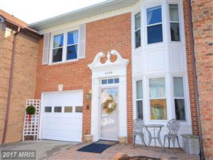 Photo of 1008 SEXTANT CT, ANNAPOLIS, MD 21401 (MLS # AA10114842)