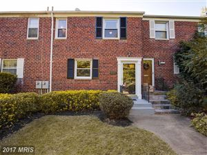 Photo of 3012 MOUNT VERNON AVE, ALEXANDRIA, VA 22305 (MLS # AX10086842)
