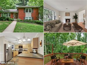 Photo of 3509 GLENMOOR DR, CHEVY CHASE, MD 20815 (MLS # MC9972845)