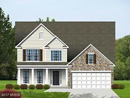 Photo of 613 YEARLING DR, PRINCE FREDERICK, MD 20678 (MLS # CA9878849)