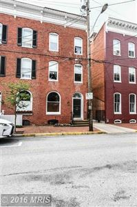 Photo of 106 2ND ST, FREDERICK, MD 21701 (MLS # FR9739849)