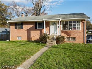 Photo of 9501 52ND AVE, COLLEGE PARK, MD 20740 (MLS # PG10108850)