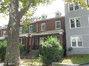 Photo of 524 JEFFERSON ST NW, WASHINGTON, DC 20011 (MLS # DC10095852)