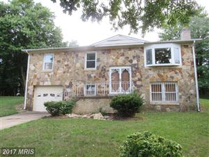 Photo of 3805 SWANN CT, SUITLAND, MD 20746 (MLS # PG10002857)