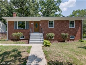 Photo of 7401 LEAHY RD, NEW CARROLLTON, MD 20784 (MLS # PG10010859)