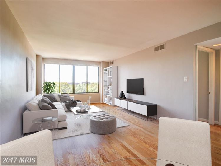 Photo for 3114 WISCONSIN AVE NW #602, WASHINGTON, DC 20016 (MLS # DC10073861)