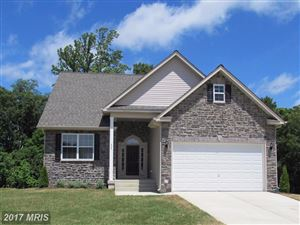 Photo of 607 YEARLING DR, PRINCE FREDERICK, MD 20678 (MLS # CA9878865)