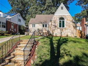 Photo of 3906 KENNEDY ST, HYATTSVILLE, MD 20781 (MLS # PG10085867)