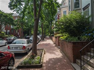 Photo of 1449 CORCORAN ST NW #1, WASHINGTON, DC 20009 (MLS # DC9984870)