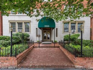 Photo of 3100 WISCONSIN AVE NW #100, WASHINGTON, DC 20016 (MLS # DC9997870)