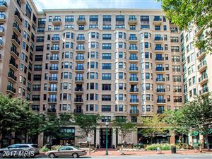 Photo of 7710 WOODMONT AVE #205, BETHESDA, MD 20814 (MLS # MC9985872)