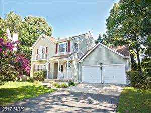 Photo of 5223 WOODLEAF CT, CENTREVILLE, VA 20120 (MLS # FX10105873)
