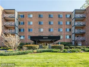 Photo of 4800 CHEVY CHASE DR #103, CHEVY CHASE, MD 20815 (MLS # MC9923875)
