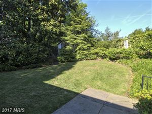 Tiny photo for 9303 WEST PARKHILL DR, BETHESDA, MD 20814 (MLS # MC9980875)