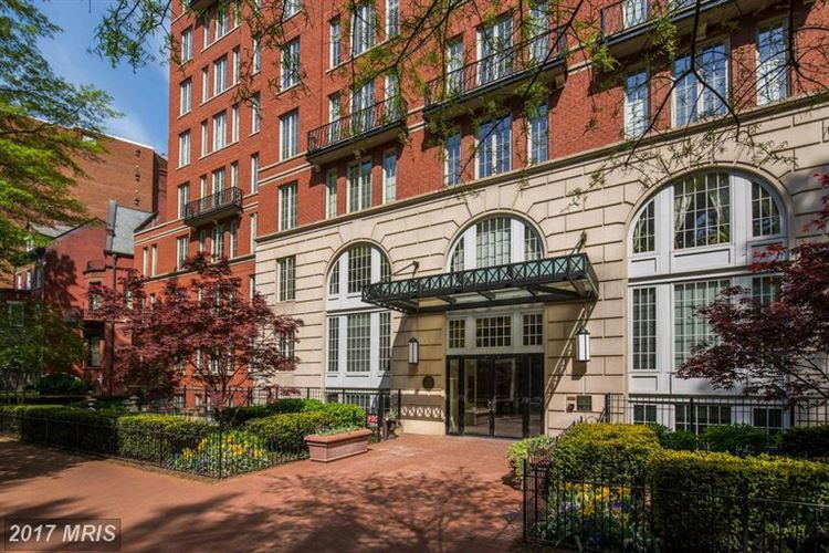 Photo for 1441 RHODE ISLAND AVE NW #402, WASHINGTON, DC 20005 (MLS # DC9927875)